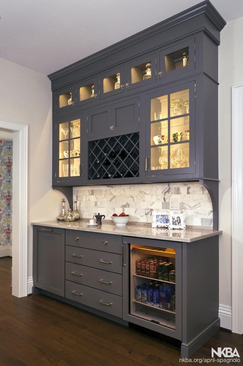 Kitchen Dry Bar Kitchen Design Ideas