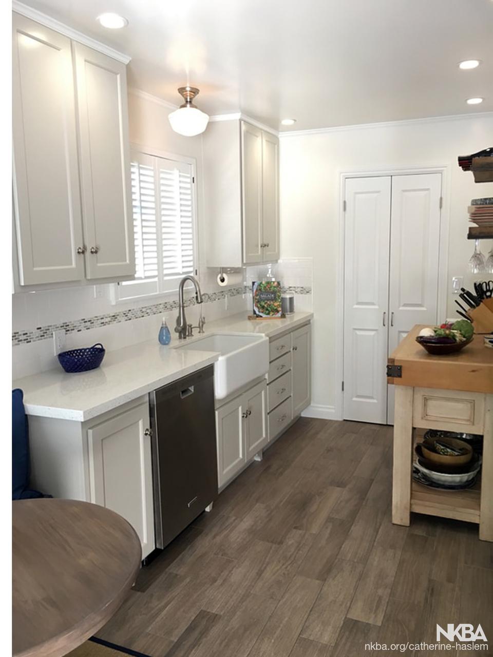 beachy galley style kitchen beach kitchen - Galley Style Kitchen