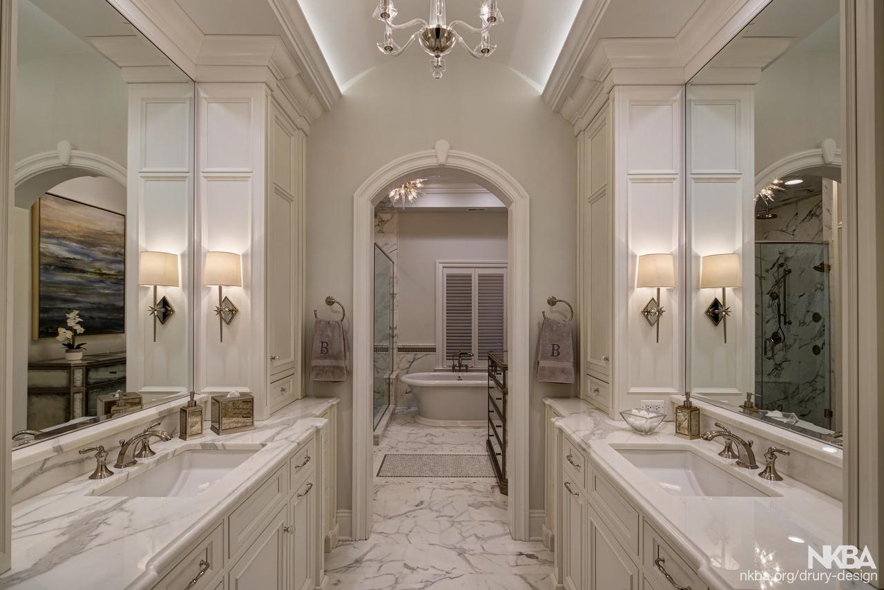 chicago brownstone master bath remodel nkba