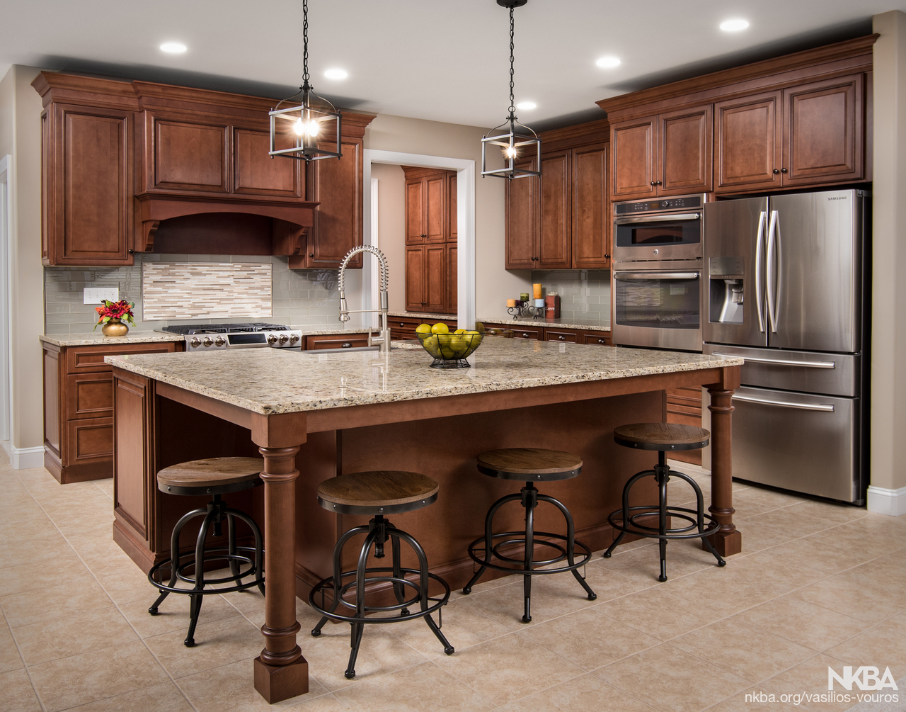 Kitchen Remodeling Maryland - NKBA