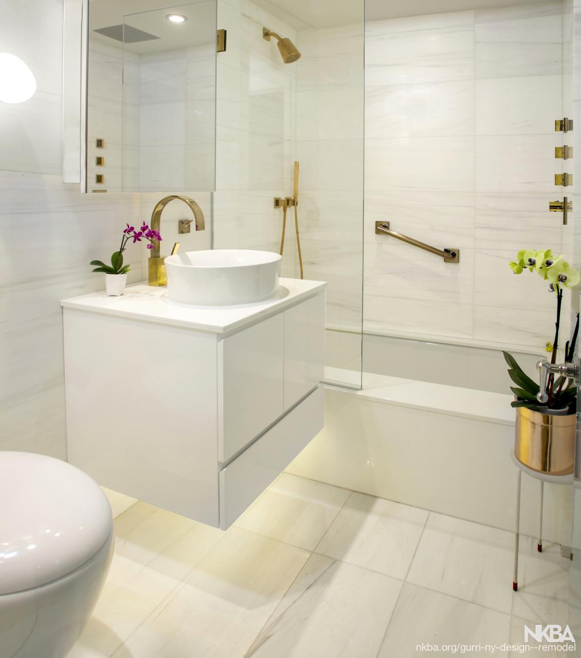Jewel Box Bathroom Nkba