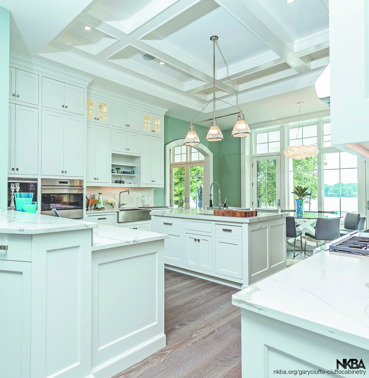 Transitional Kitchen - NKBA
