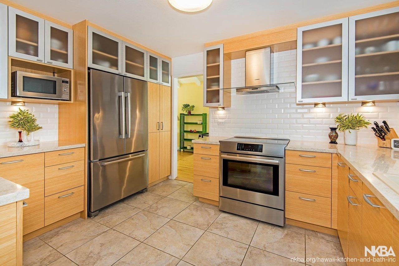 Kitchen Remodel (Cabinets & Countertops) - NKBA