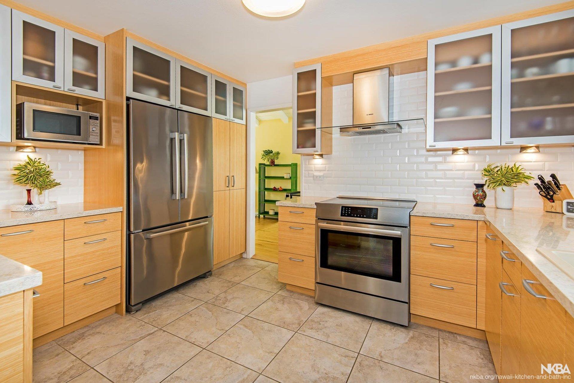 Kitchen Remodel (Cabinets U0026 Countertops)   NKBA