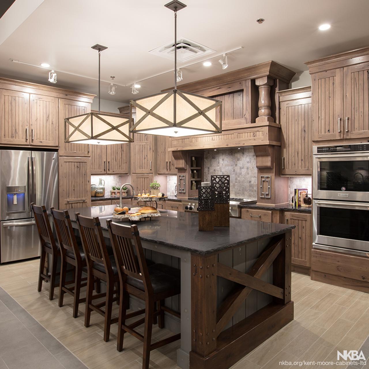 Rustic Kitchen Jobs: Rustic Renaissance Kitchen