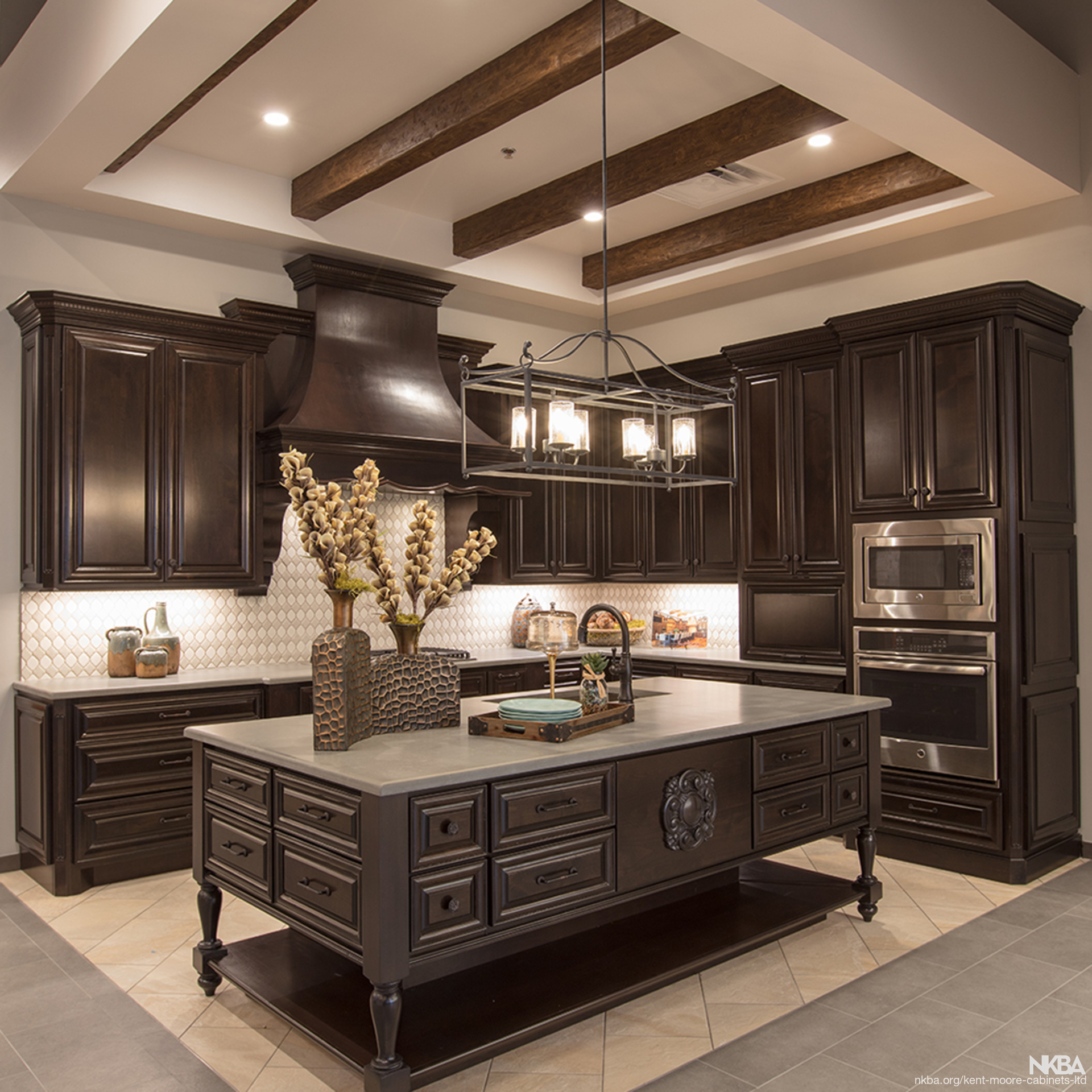 Tradition All American Kitchen - NKBA