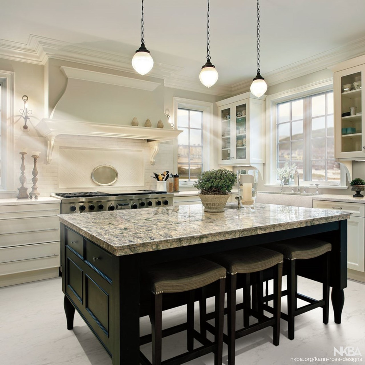 Karin Ross Designs! Where dream kitchens are created - NKBA