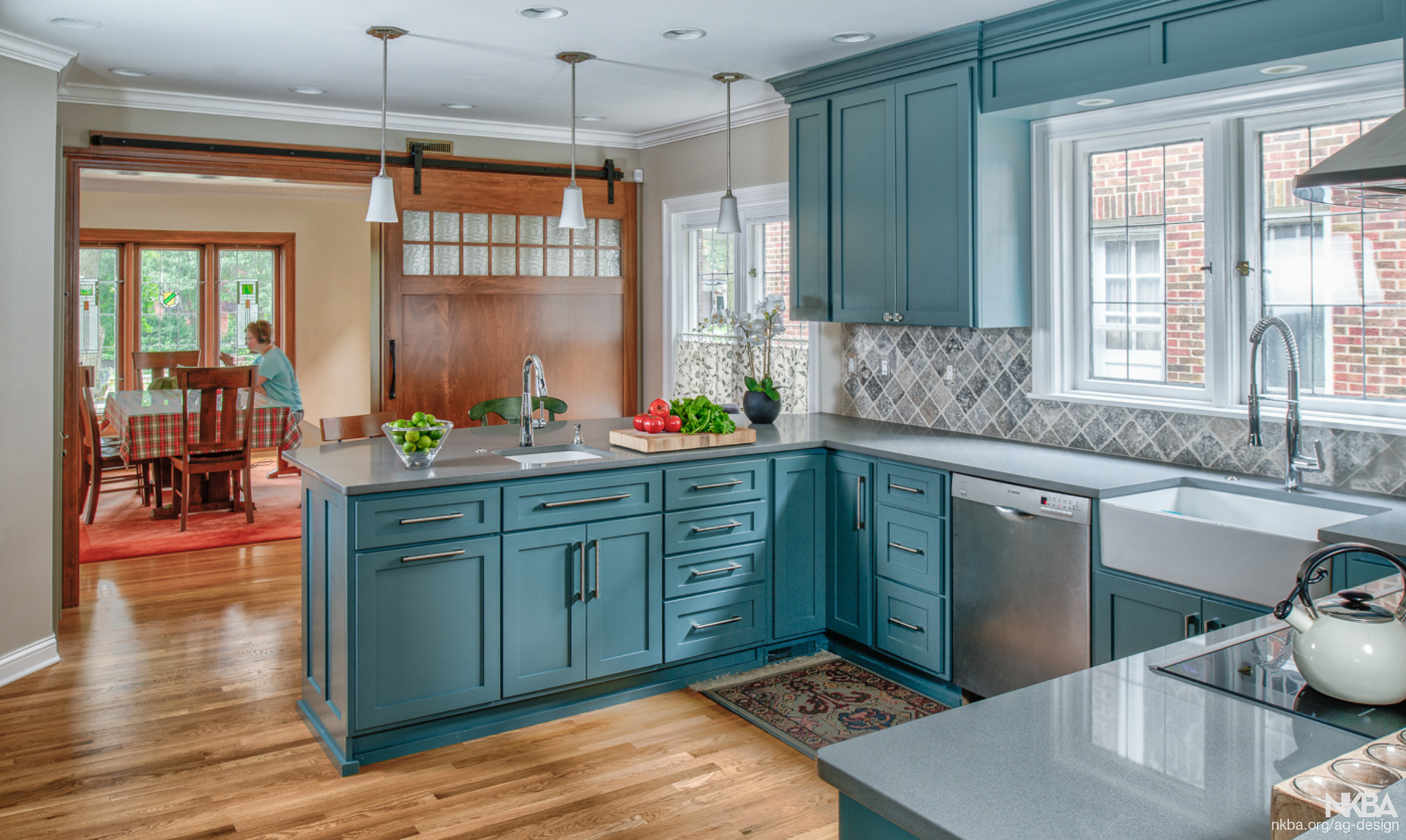 bluegreen kitchen 2  nkba