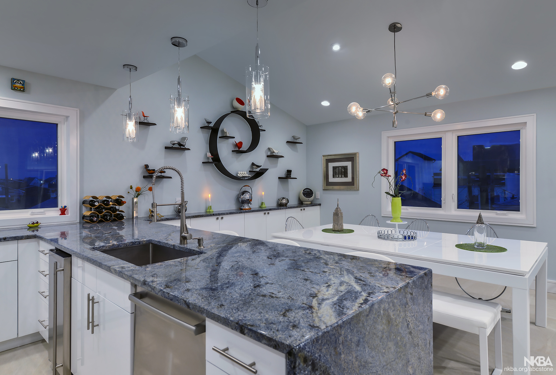 Blue Bahia Granite Nkba