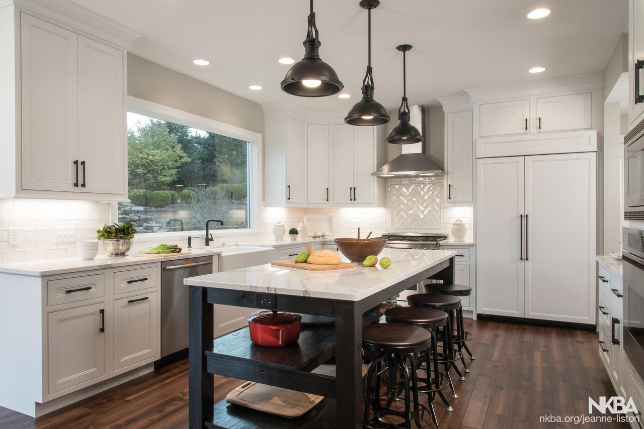 Modern Farmhouse Kitchen   NKBA