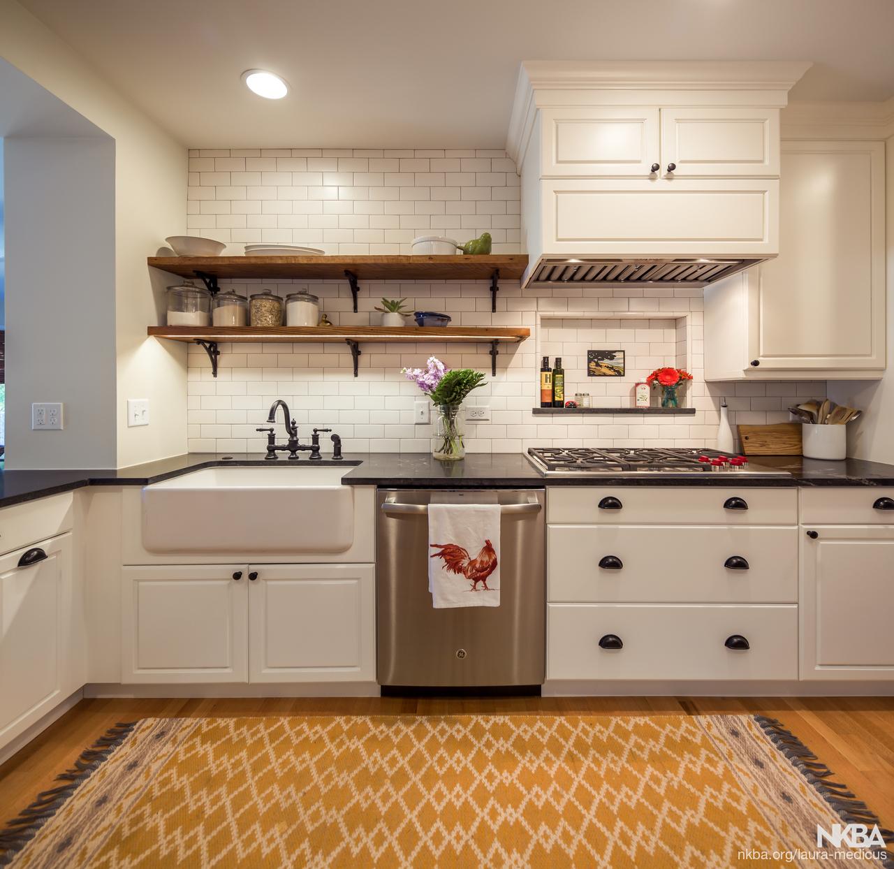 Budget Vintage Kitchen   NKBA