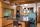 Fir Kitchen with Glass Backsplash - Contemporary - Kitchen
