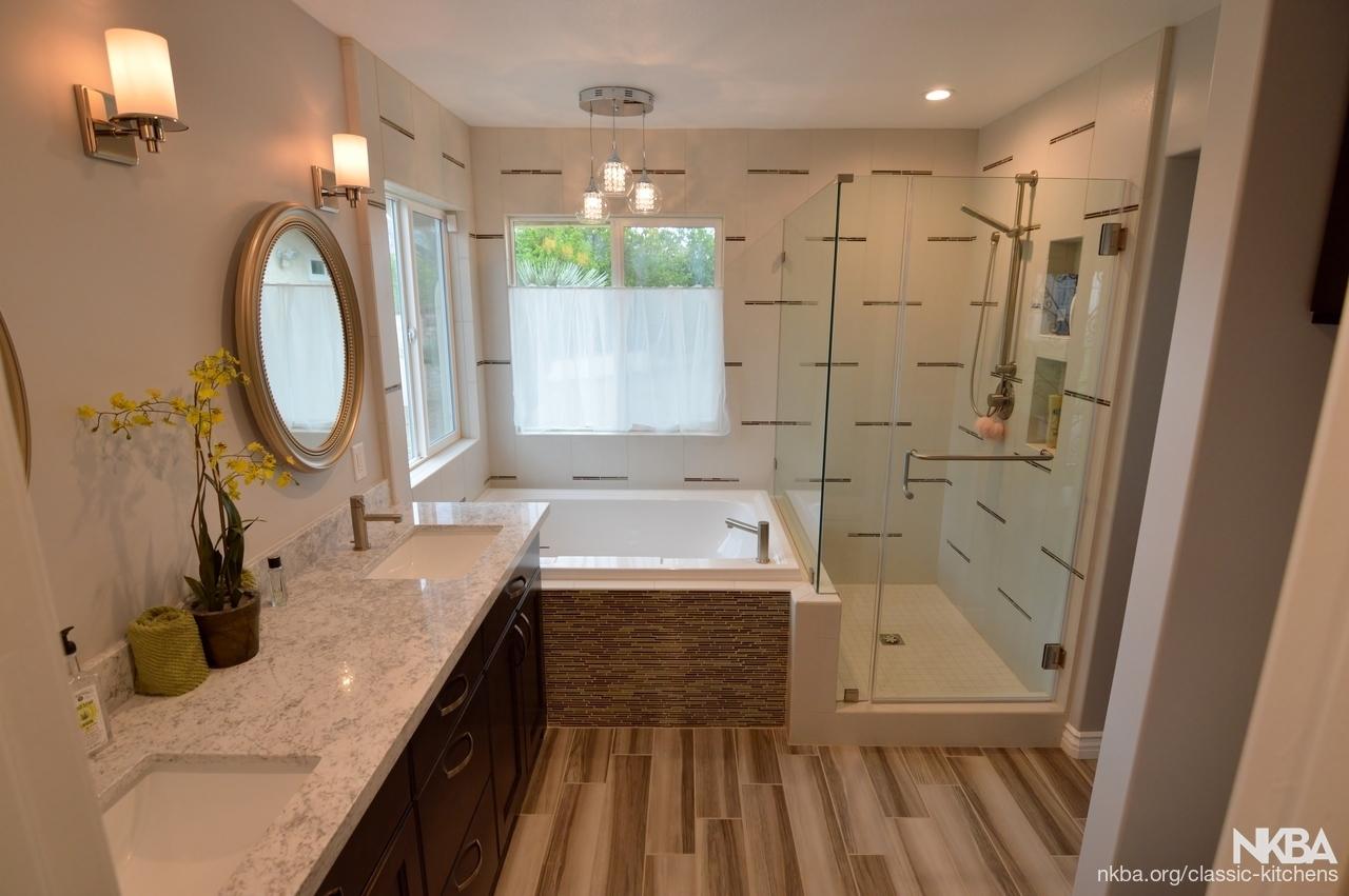Yucaipa ca contemporary master bathroom remodel craftsman bath