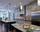 Harrisburg Transitional Double Island Kitchen - Transitional - Kitchen