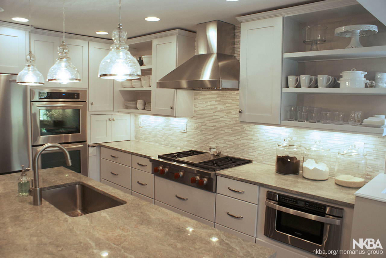 NKBA & Modern Galley Kitchen - NKBA
