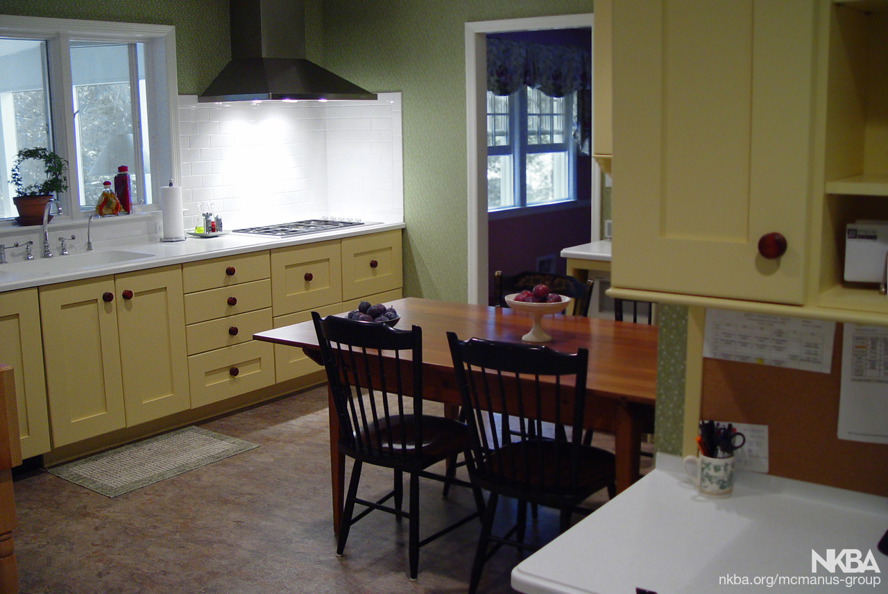 English Country Kitchen Remodel   Farmhouse   Kitchen
