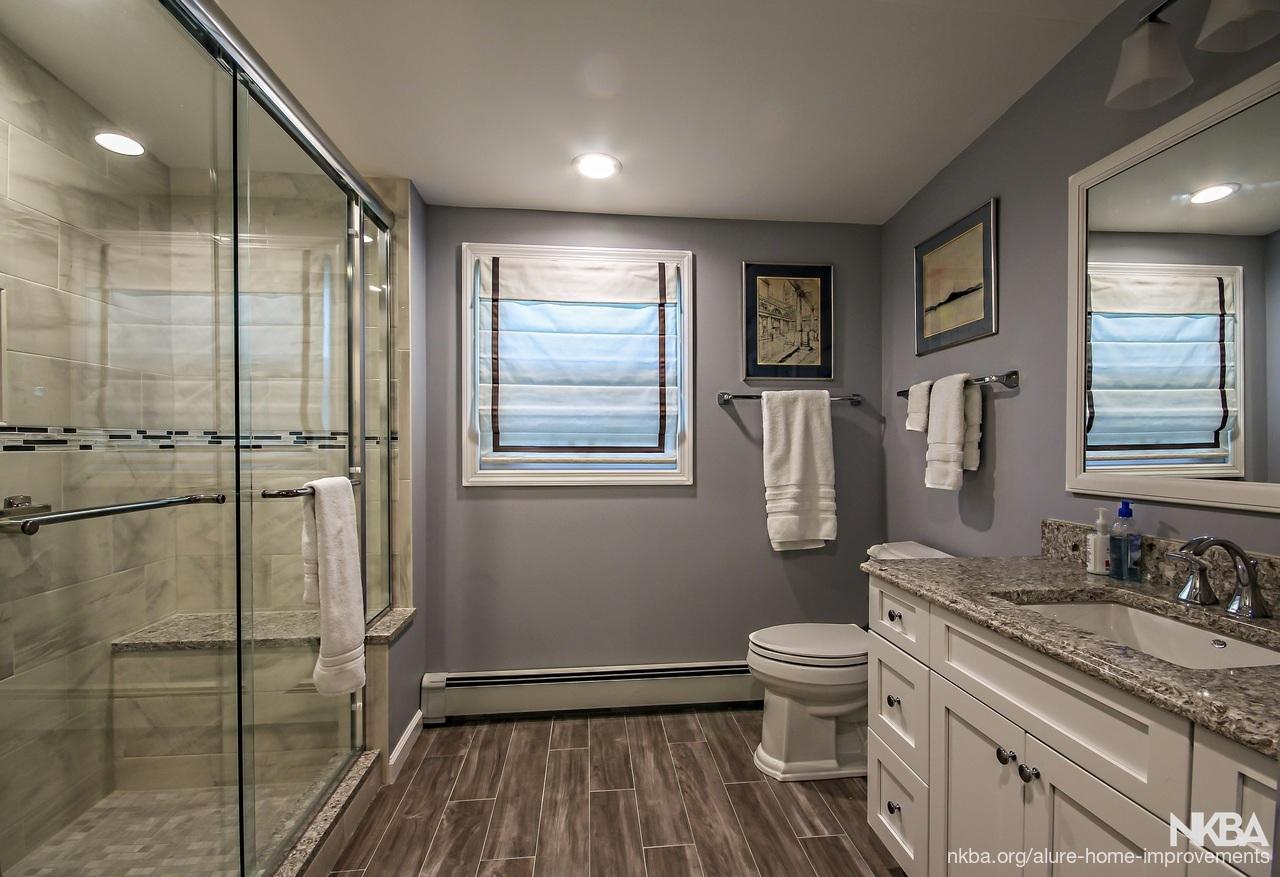 Day Bathroom NKBA - Alure bathroom remodeling