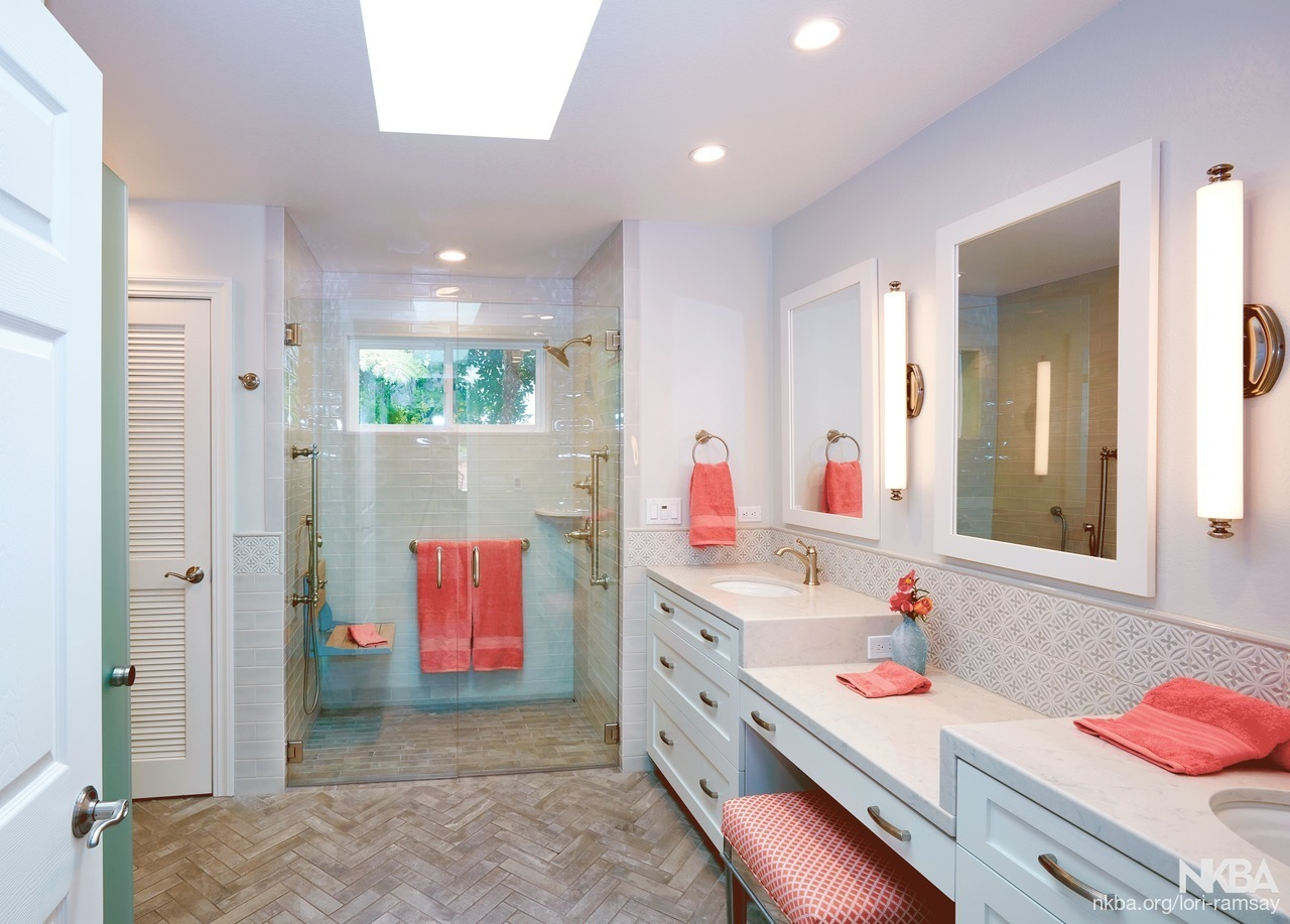 Sensational Accessible Traditional Master Bath Nkba Download Free Architecture Designs Xaembritishbridgeorg