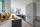 Coal Harbour Small Space Condo - Contemporary - Kitchen