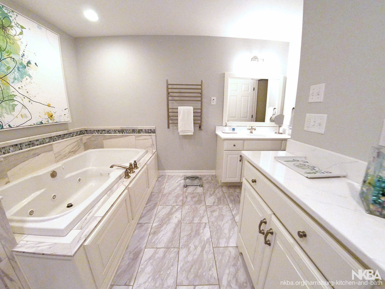 Luxurious Spa Like Master Bath B 113