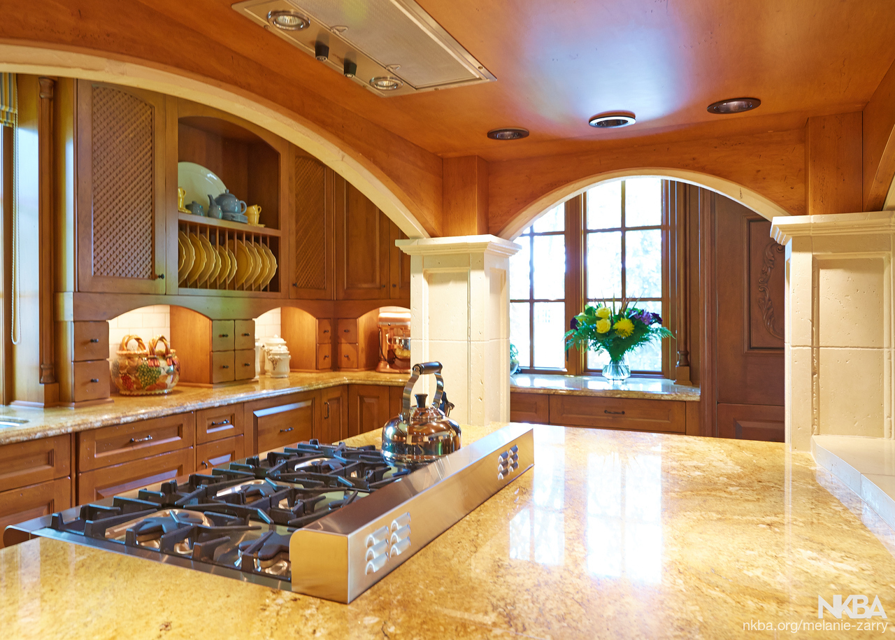 French Country Kitchen - NKBA