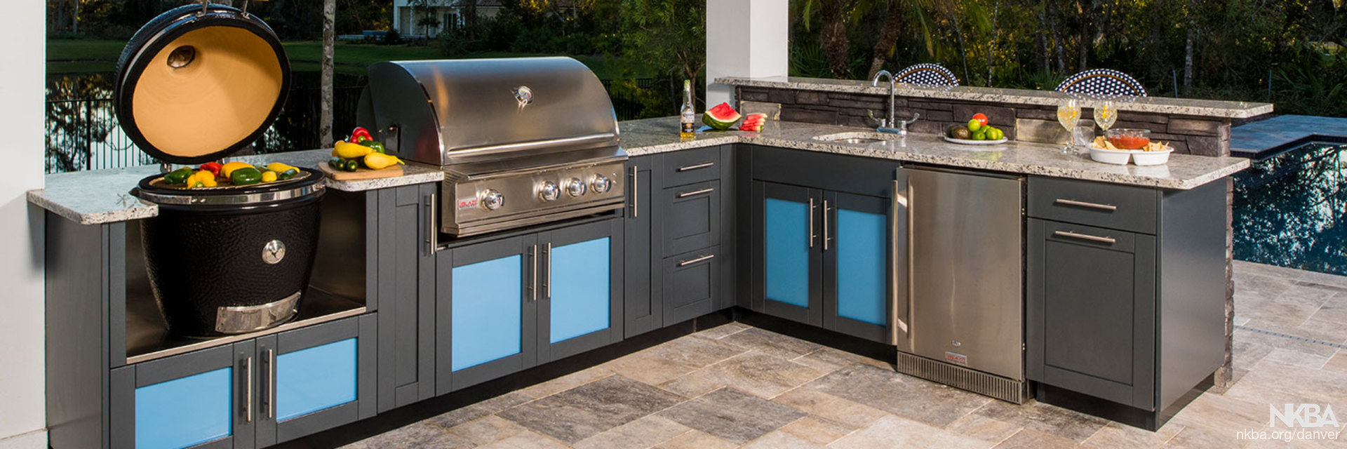 Danver Stainless Outdoor Kitchens Nkba