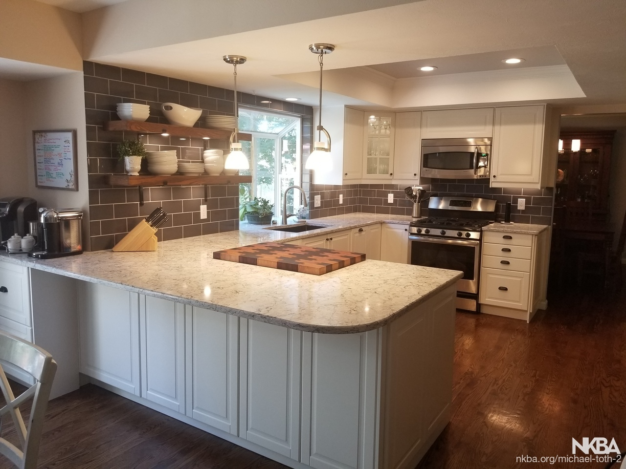 A Colorado Style Big Space Ikea Kitchen Nkba
