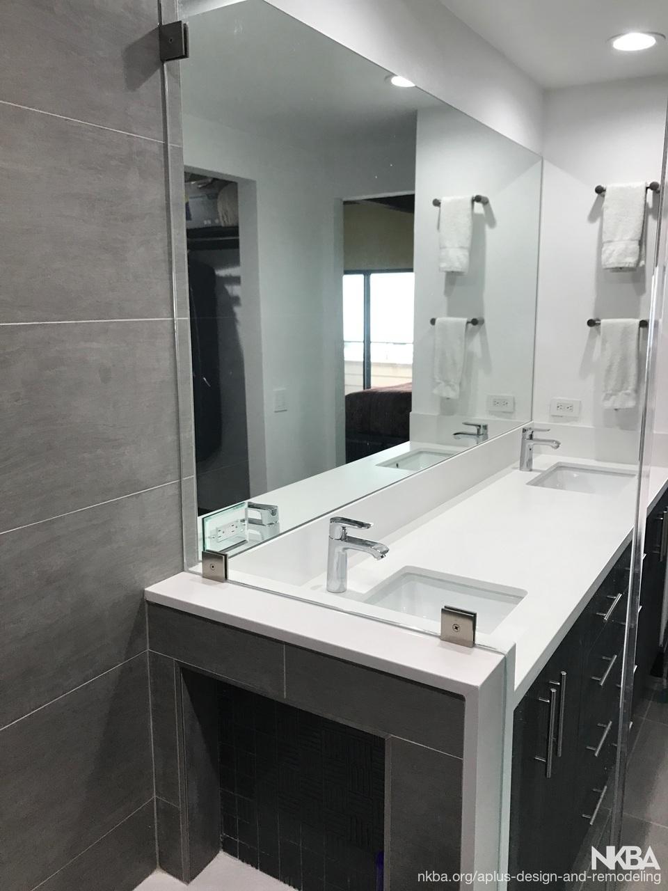 Bathroom Remodel In Redondo Beach   Mid Century Modern   Bath