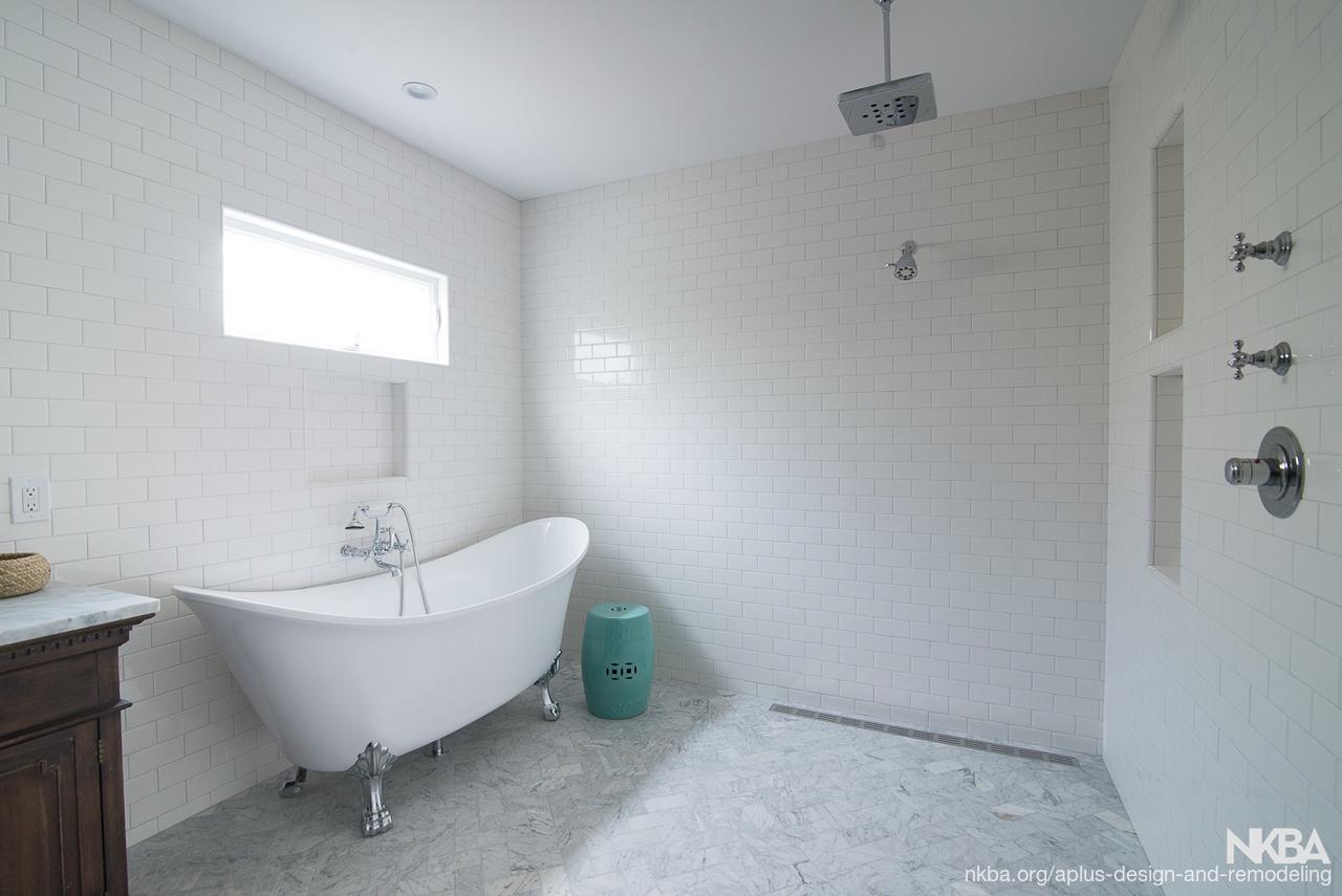 Bathroom Remodel In Los Angeles Nkba