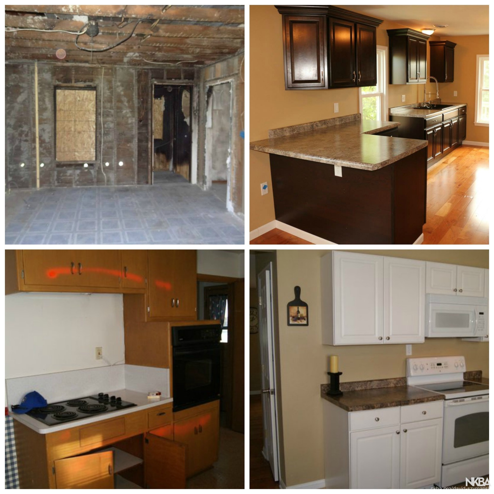 Small Kitchen Remodel Before And Afters Nkba