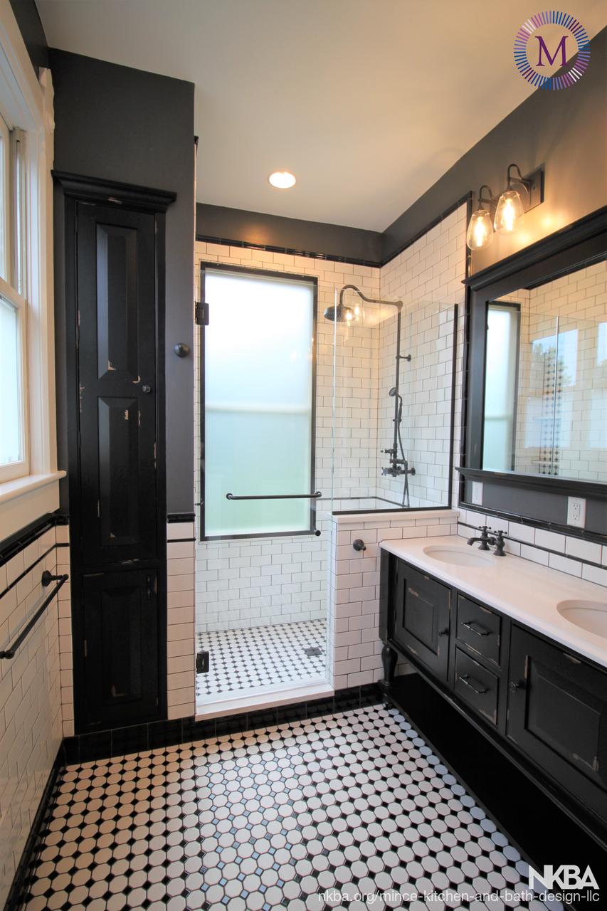 Victorian Bathroom Remodel