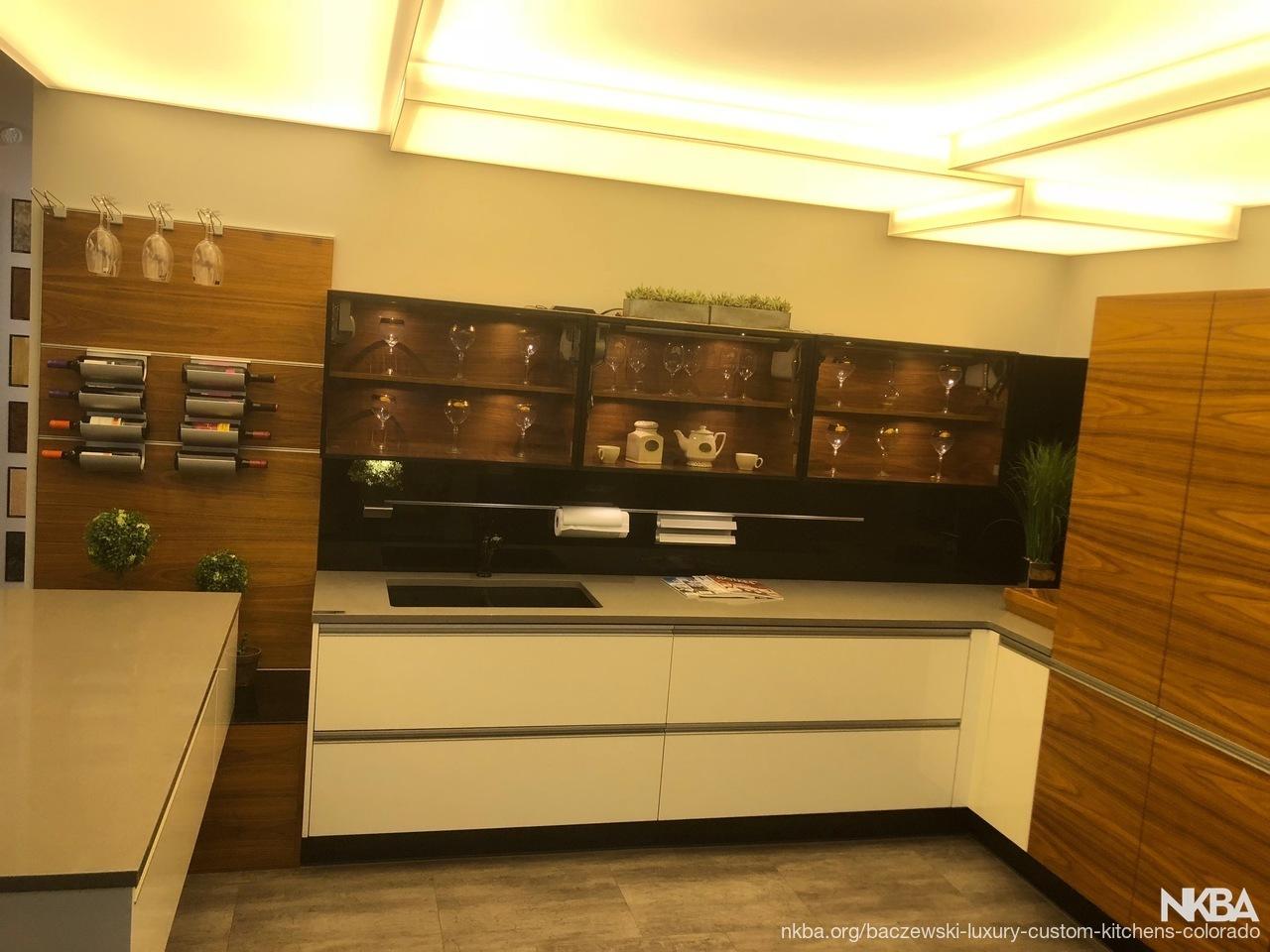 Custom Kitchens Denver Colorado - NKBA