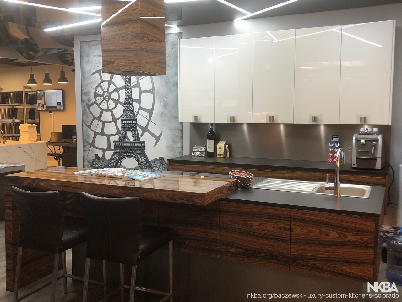 COntemporary Kitchens Denver Colorado - NKBA
