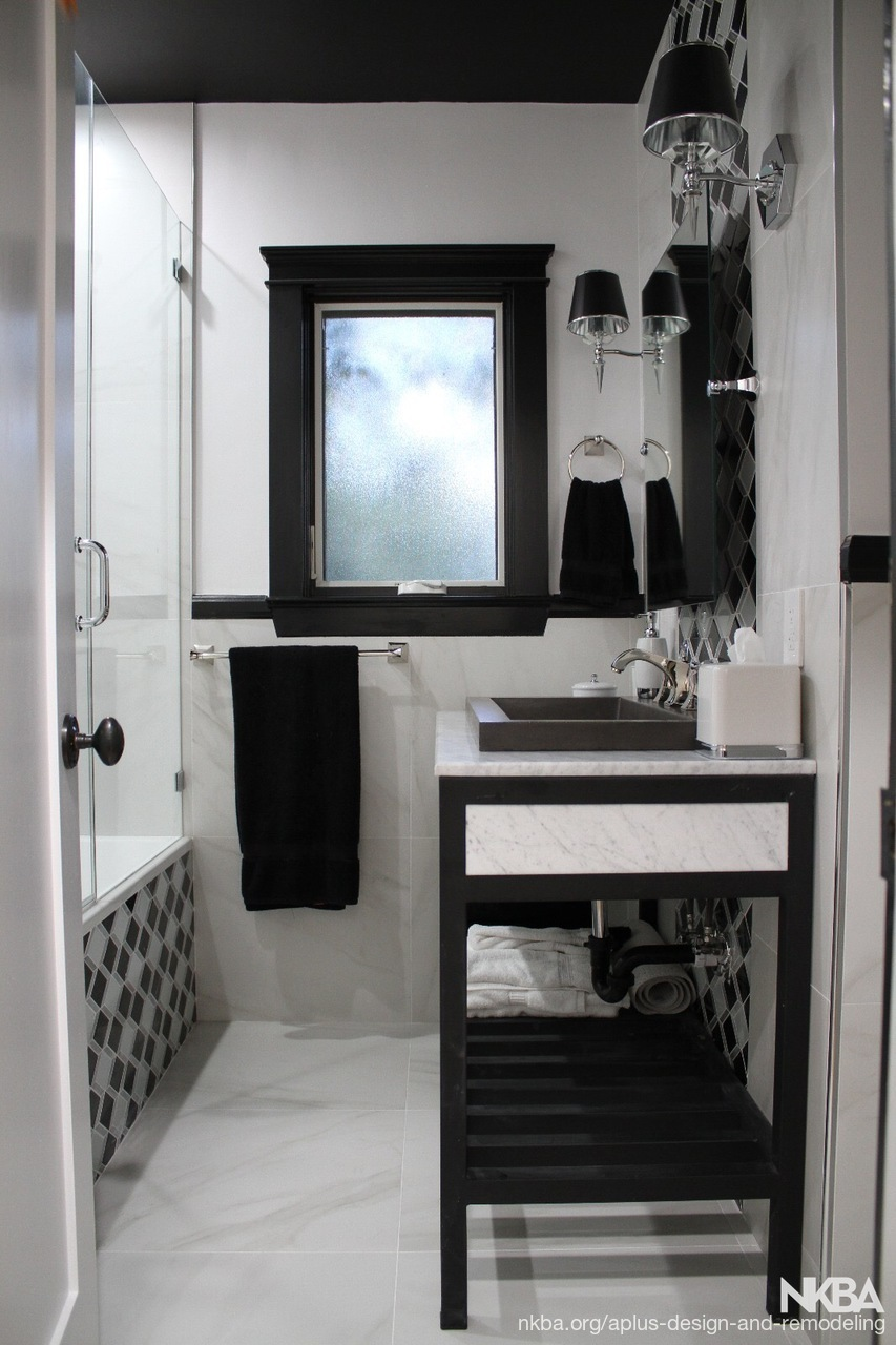 Bathroom Remodel In Los Angeles Nkba