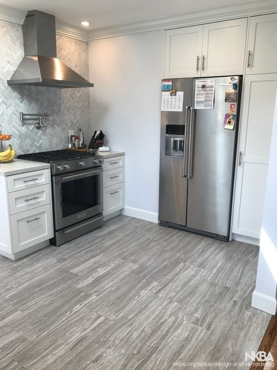 Kitchen Remodel In El Segundo Nkba