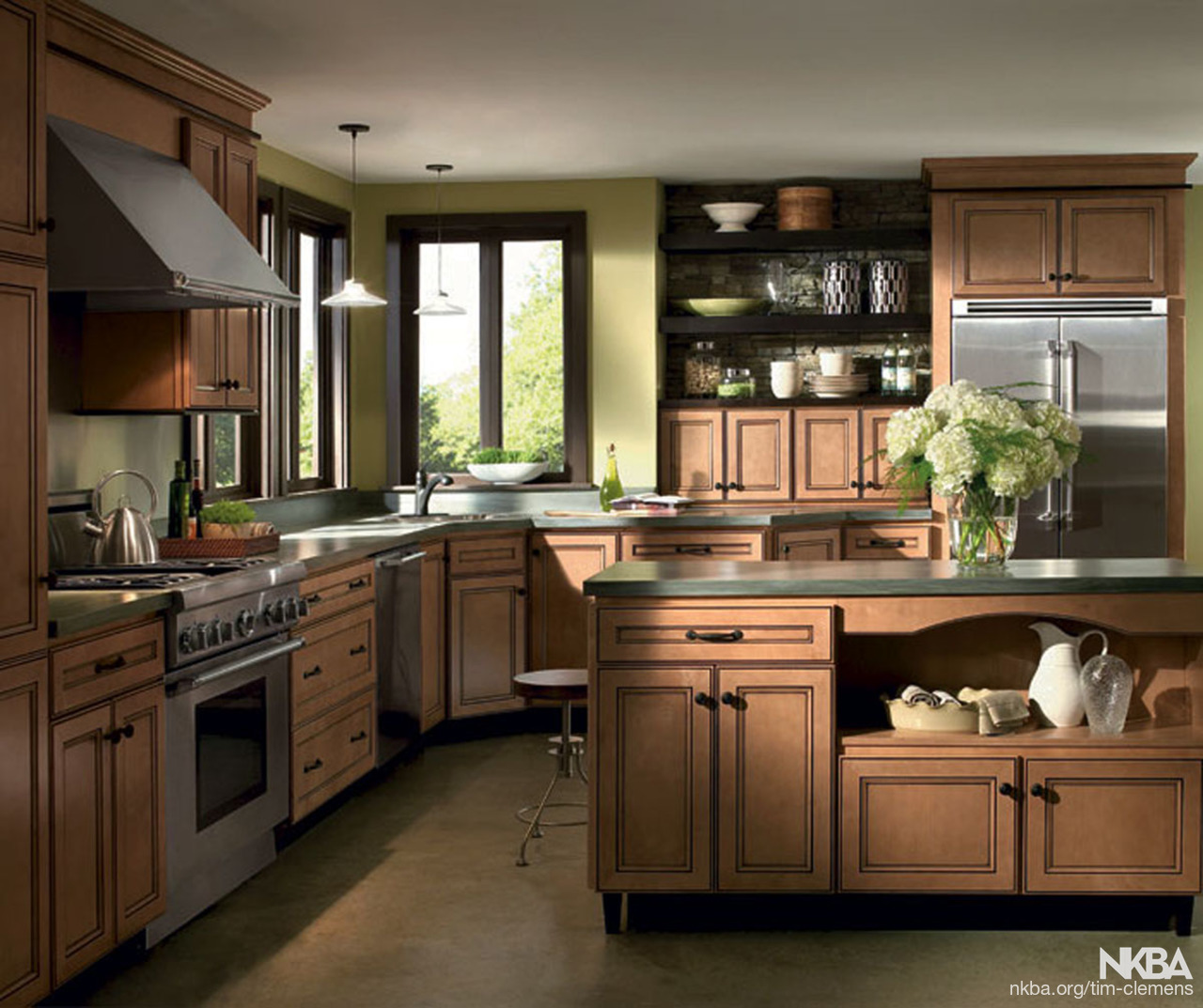 Exceptionnel Home Crest Kitchen   Industrial   Kitchen