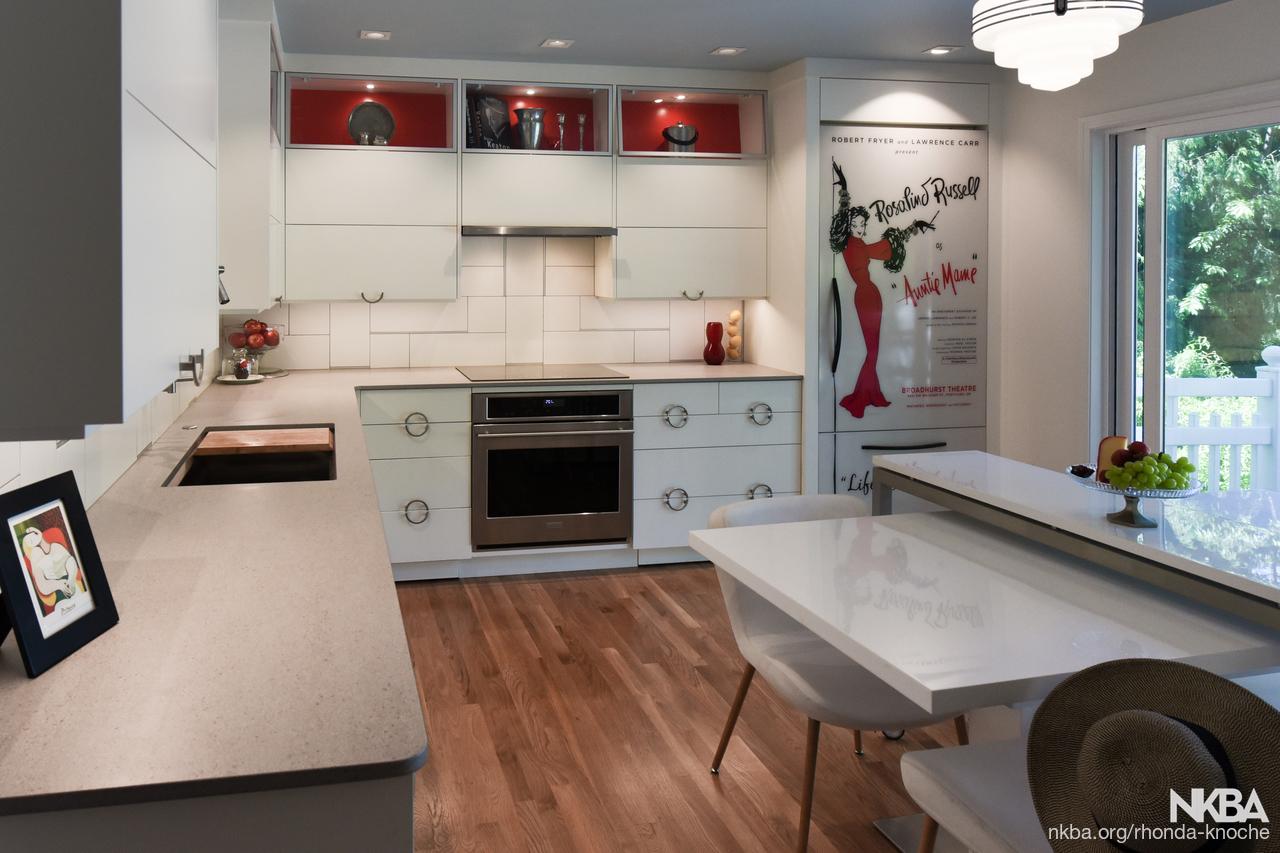 Lifes a banquet eclectic kitchen