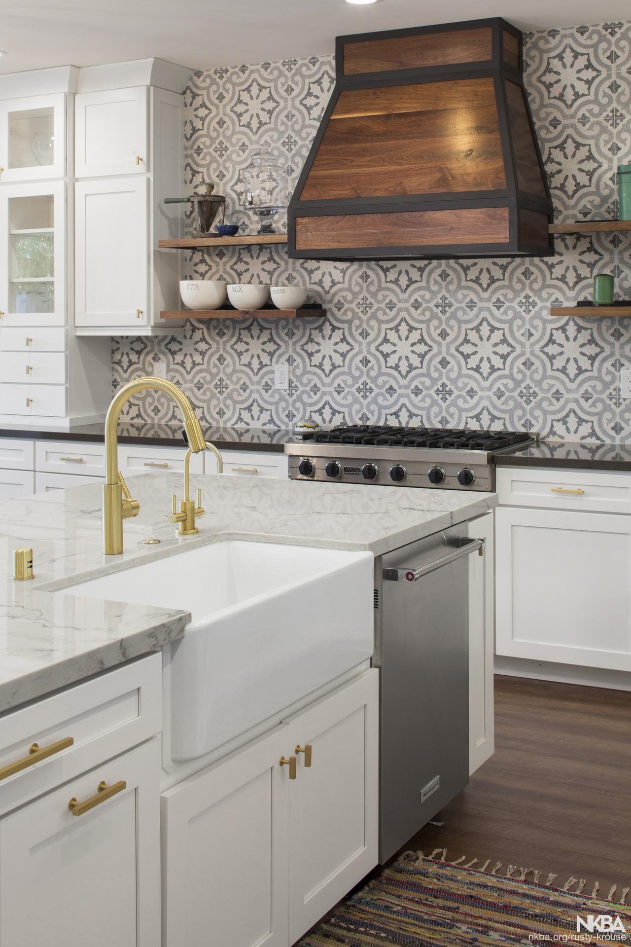 Granite Bay Kitchen Remodel Nkba