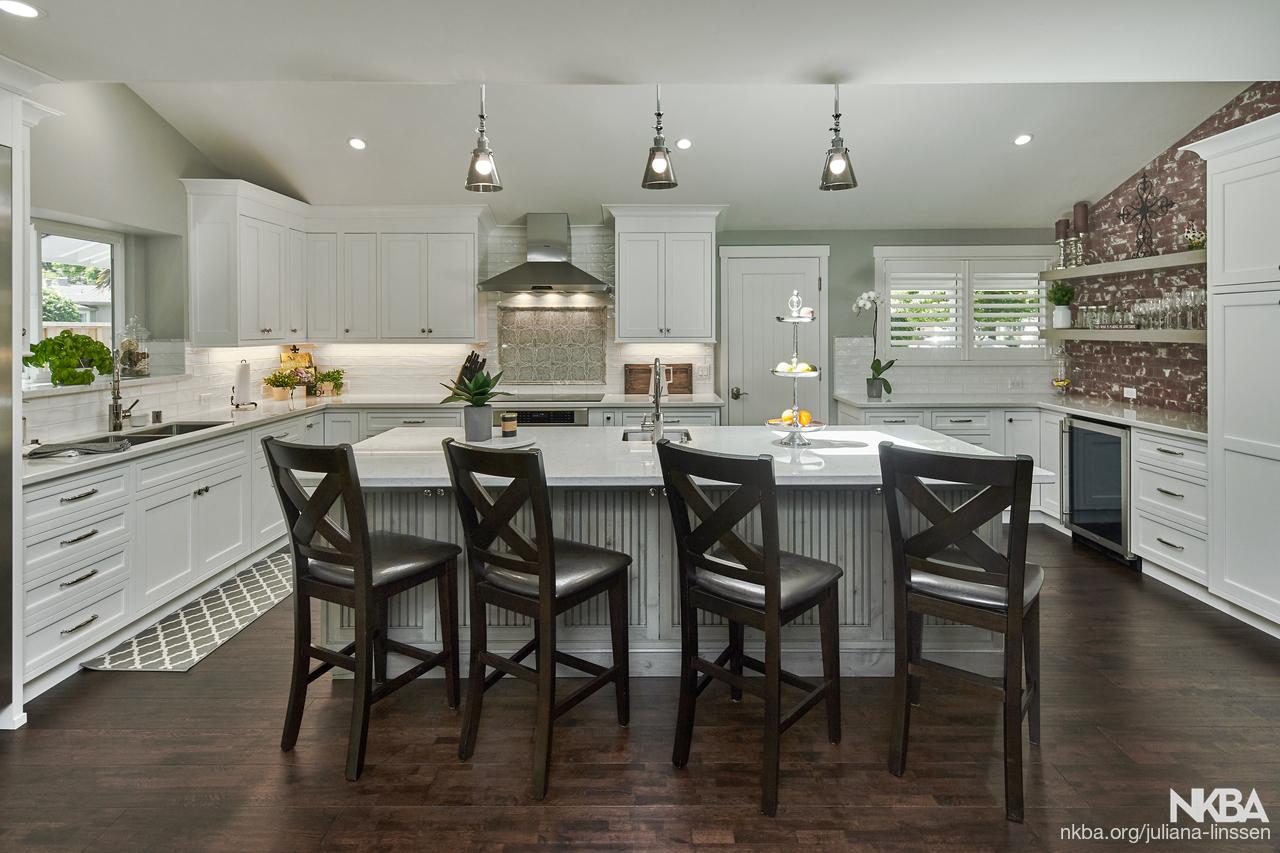 modern farmhouse kitchen transitional kitchen - Modern Farmhouse Kitchen