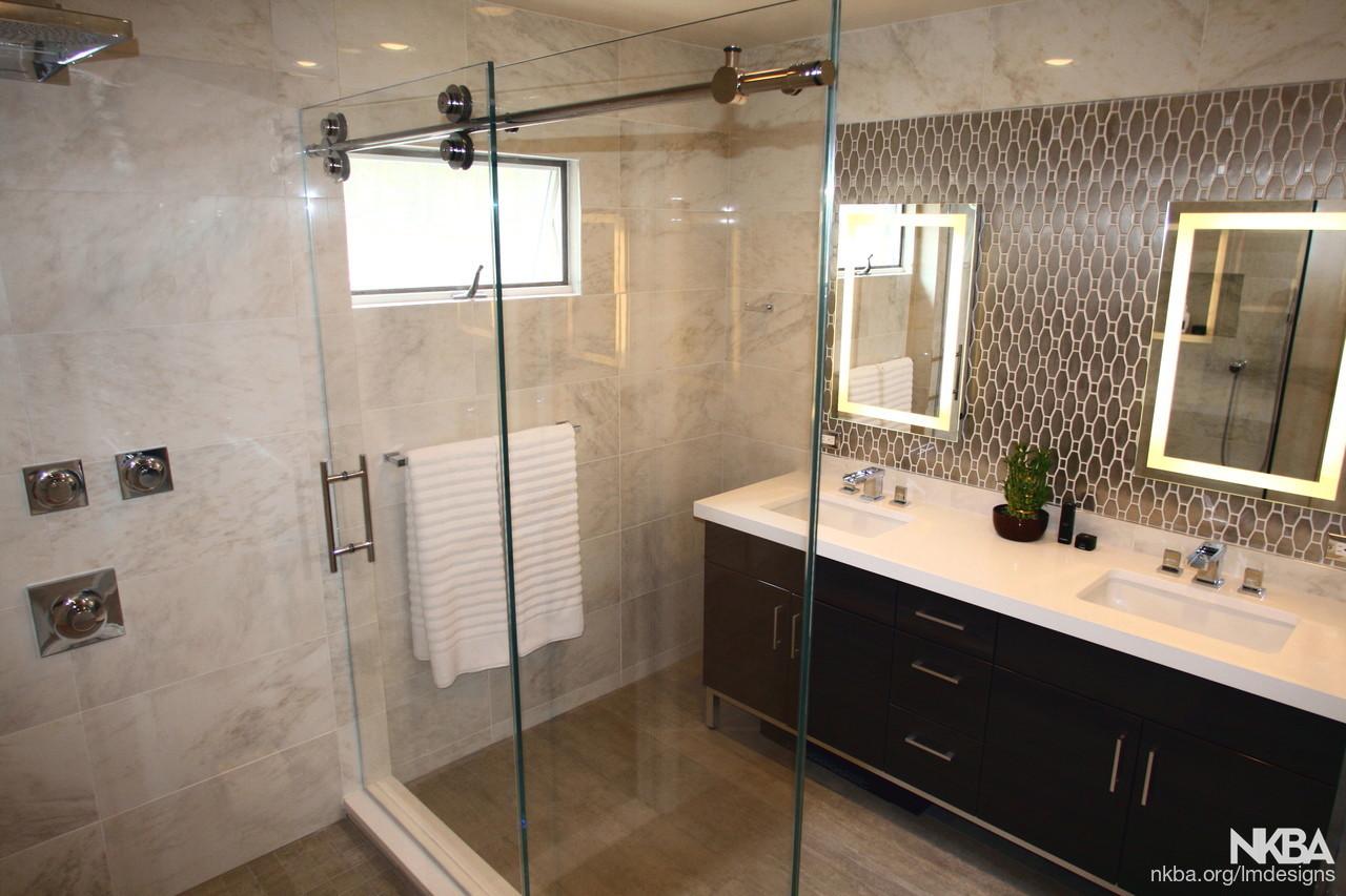 Master Bath Renovation Nkba