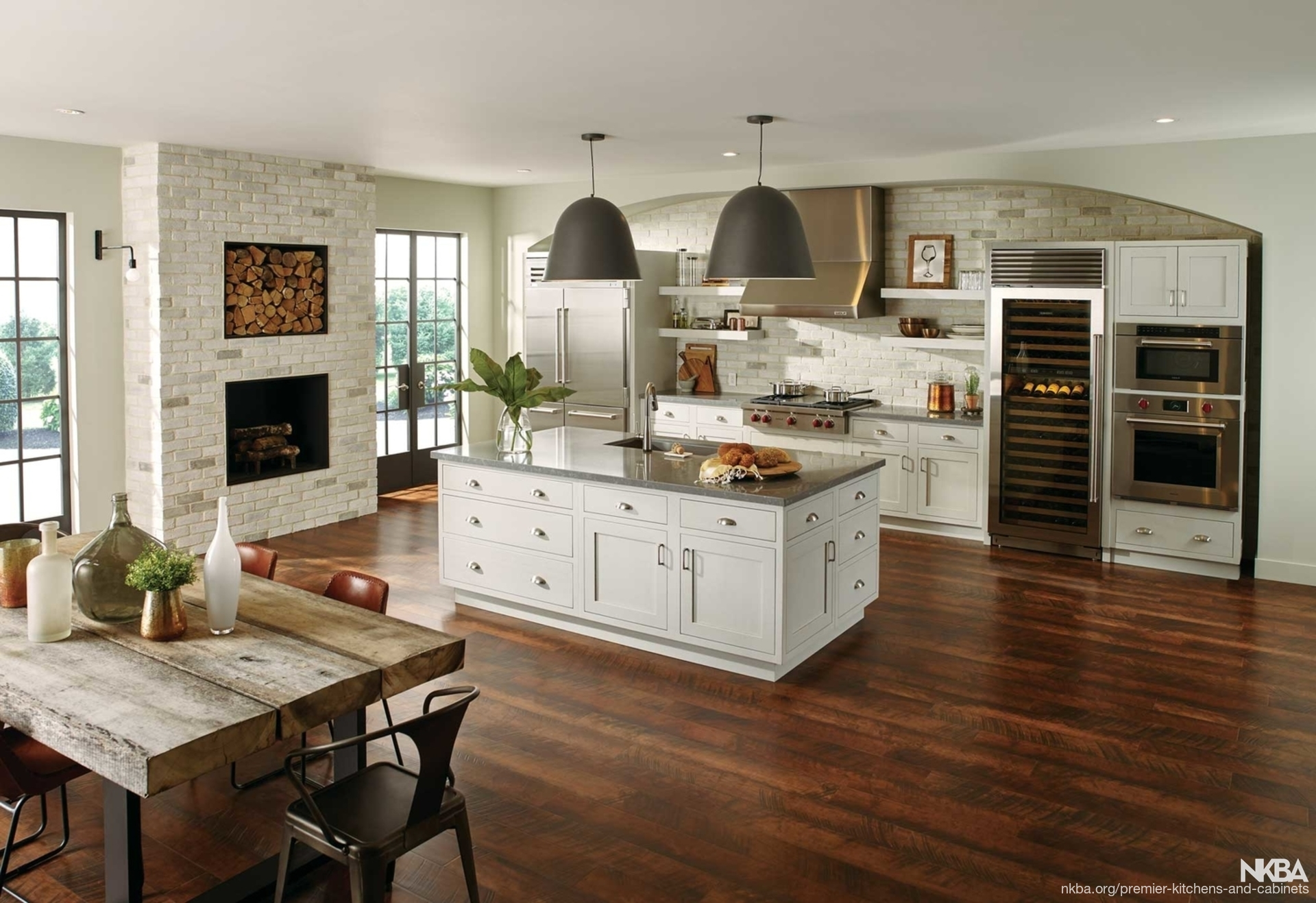 Incroyable Premier Kitchens U0026 Cabinets   NKBA