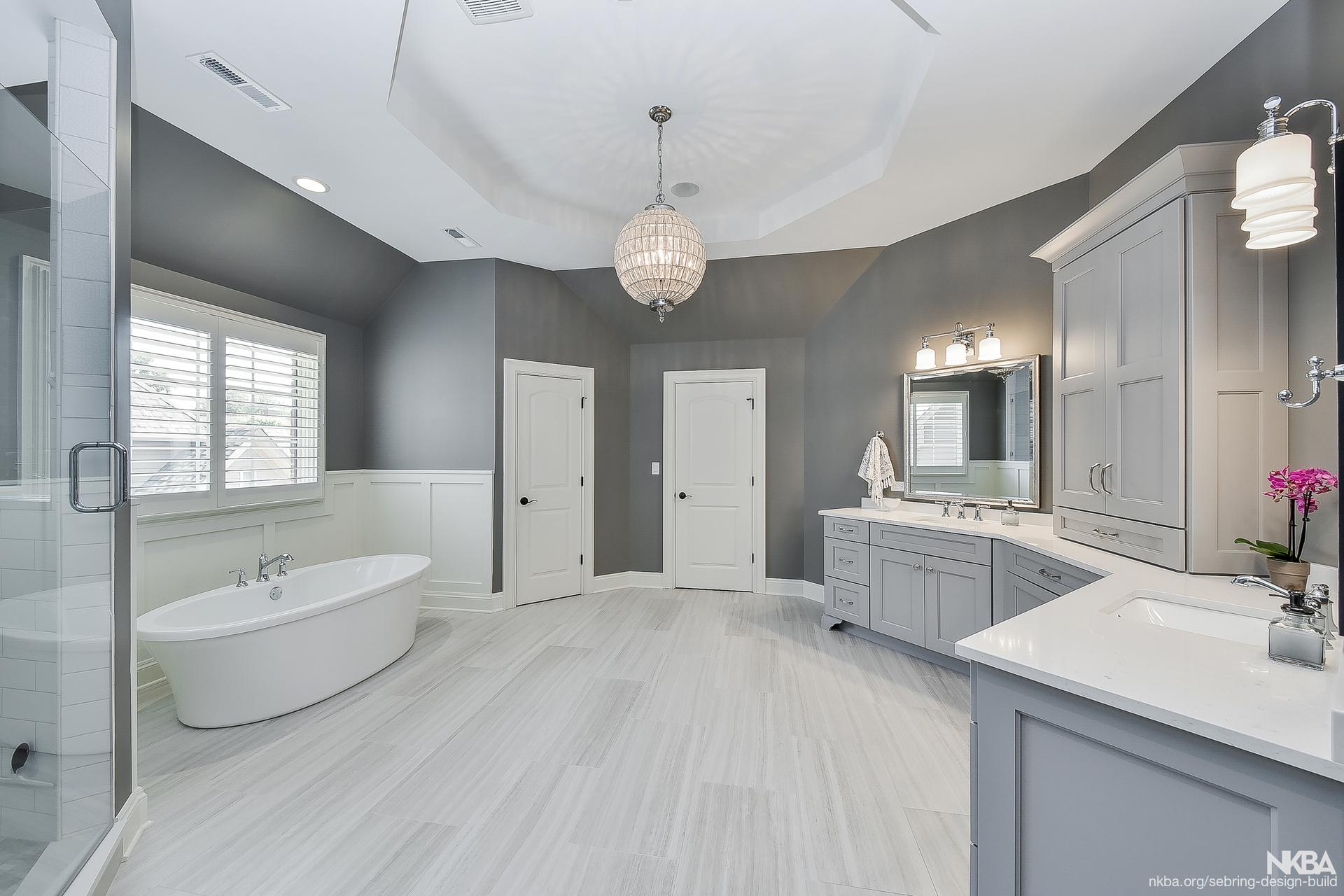 naperville master bathroom remodel  nkba