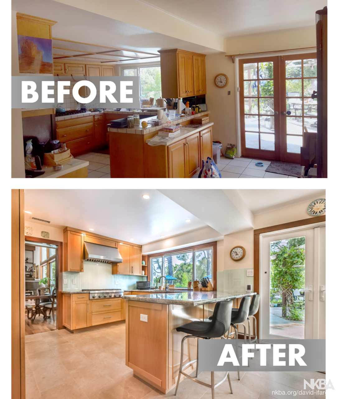 Marvelous Before And After Kitchen Nkba Best Image Libraries Thycampuscom