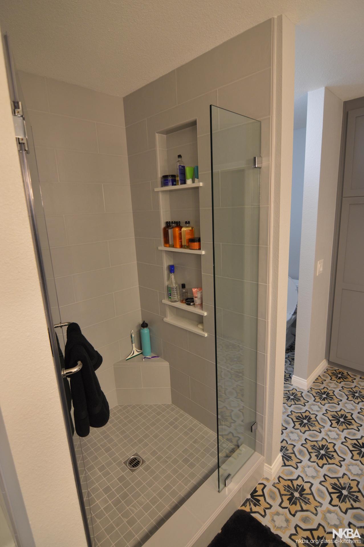 Villa Park Ca Eclectic Master Bathroom Remodel Nkba