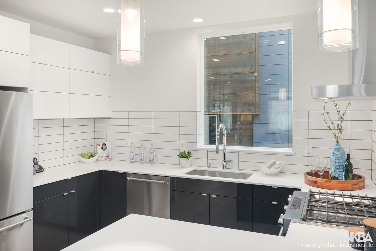Urban Cabinets Seattle Kitchen Nkba