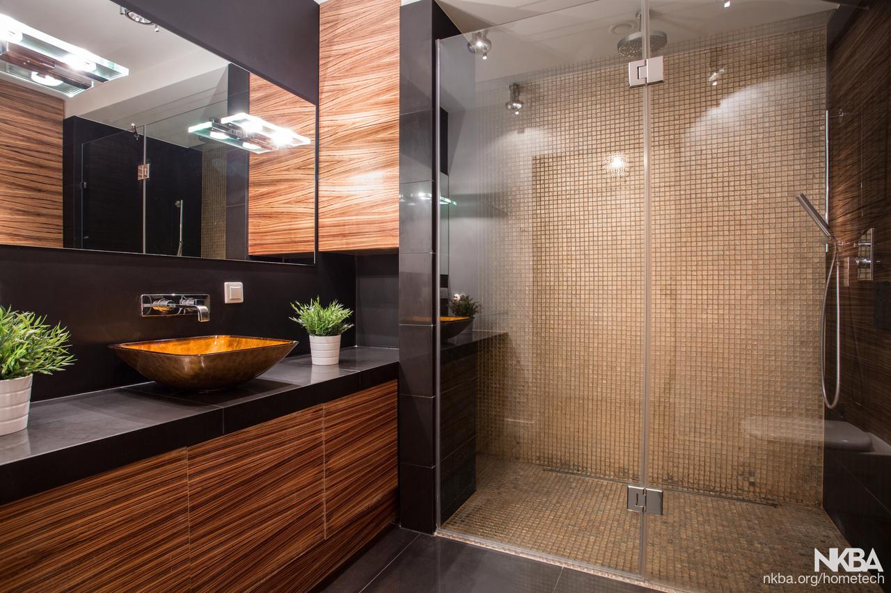 Contemporary Bathroom Remodel - NKBA on decorative bathroom, spa bathroom, black zen bathroom, asian green bathroom, japanese zen bathroom, modern zen bathroom, white zen bathroom, contemporary zen bathroom, shabby chic bathroom, salon bathroom, opne zen bedroom to bathroom,