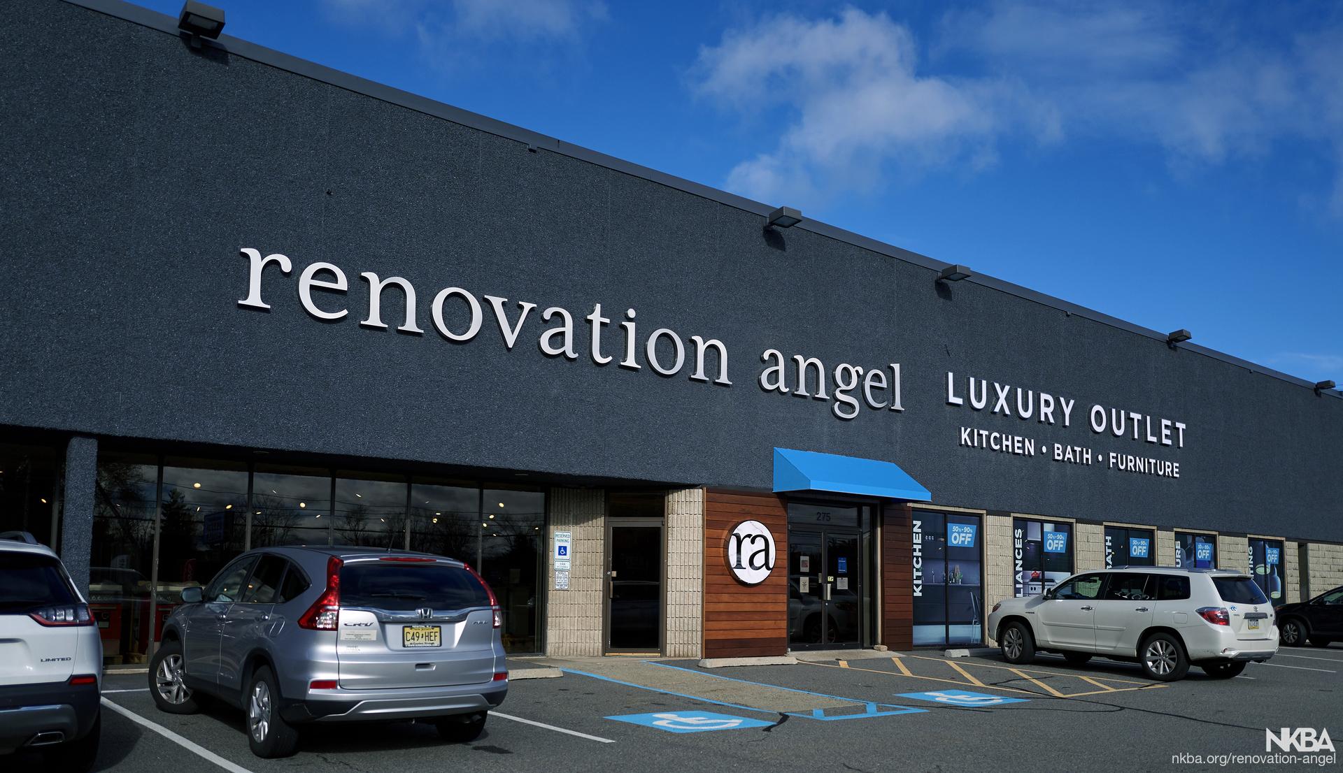Renovation Angel Nkba