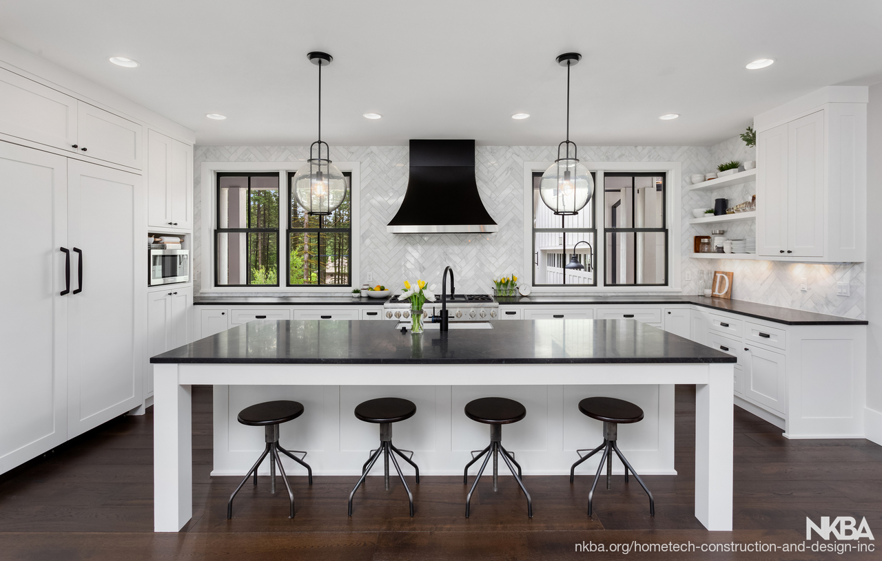 Modern Kitchen Design - NKBA