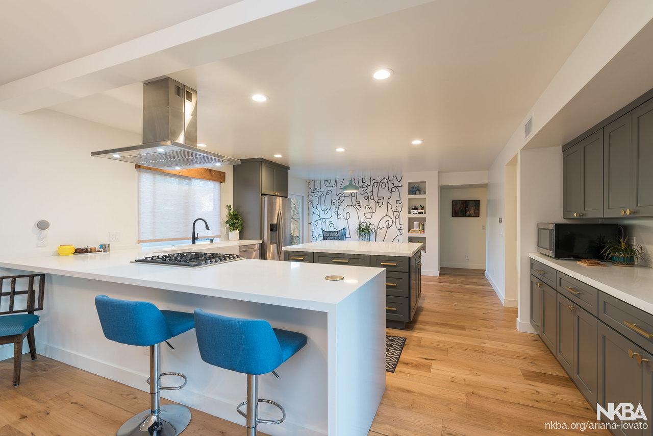 Mid Century Modern Kitchen Remodel Nkba