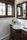 Powder room savvy - Craftsman - Bath